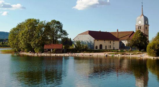 lac abbaye grandvaux jura