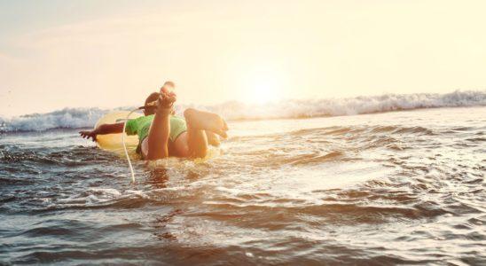 colonie vacances été mer