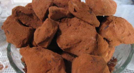 truffe chocolat bio