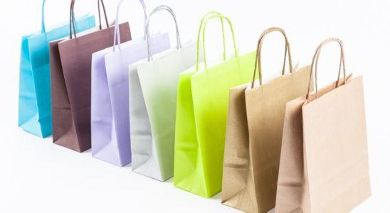 emballage écologique - sac biodégradable
