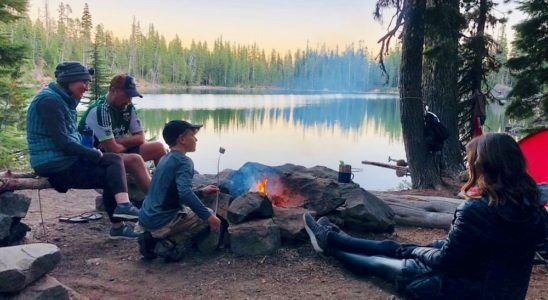 avantages camping famille