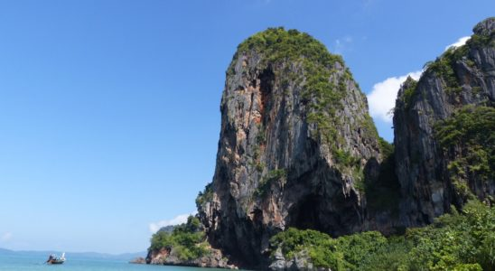 railay thailande