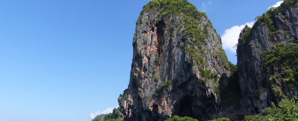 railay thailande