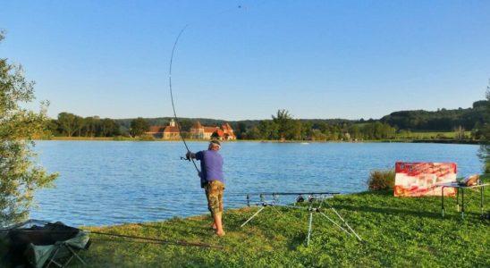 bivouac pêche