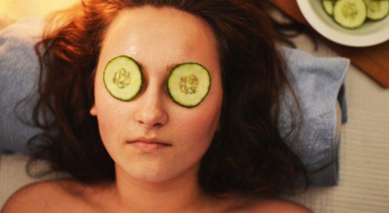 masque hydratation peau