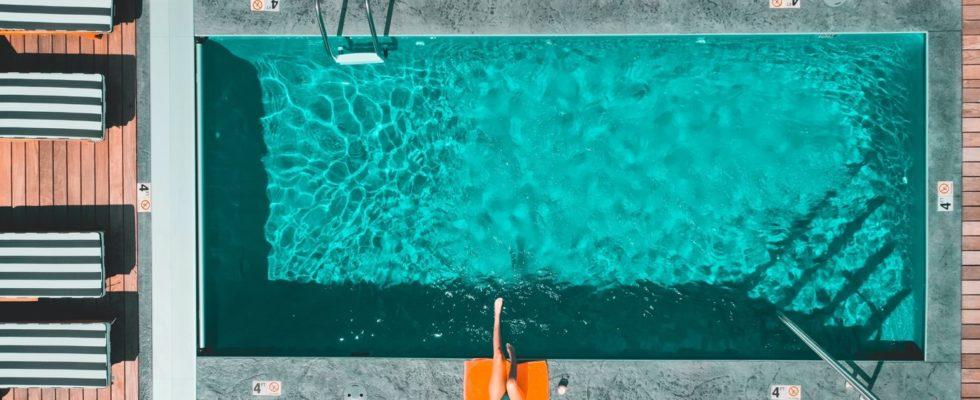 les 5 types de piscine