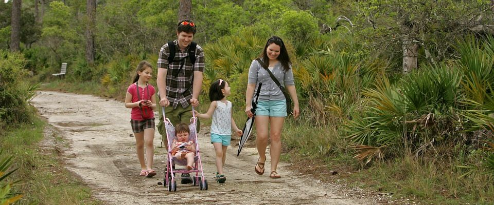 Organiser vacances en famille
