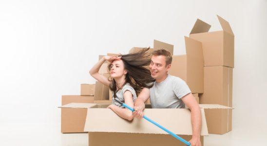 congés déménagement